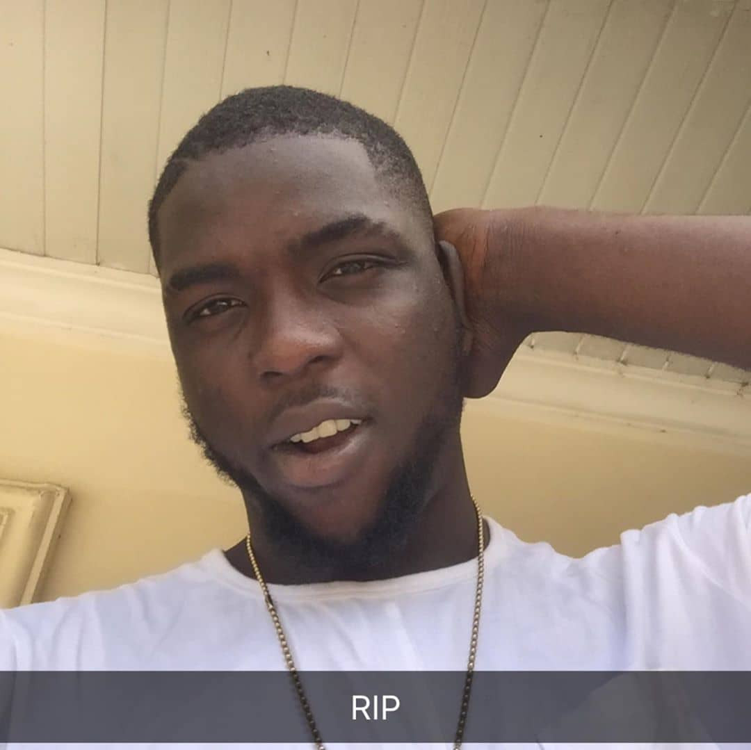 Video: Upcoming Rapper, Ziggy dies after falling from 4 storey building in Lekki