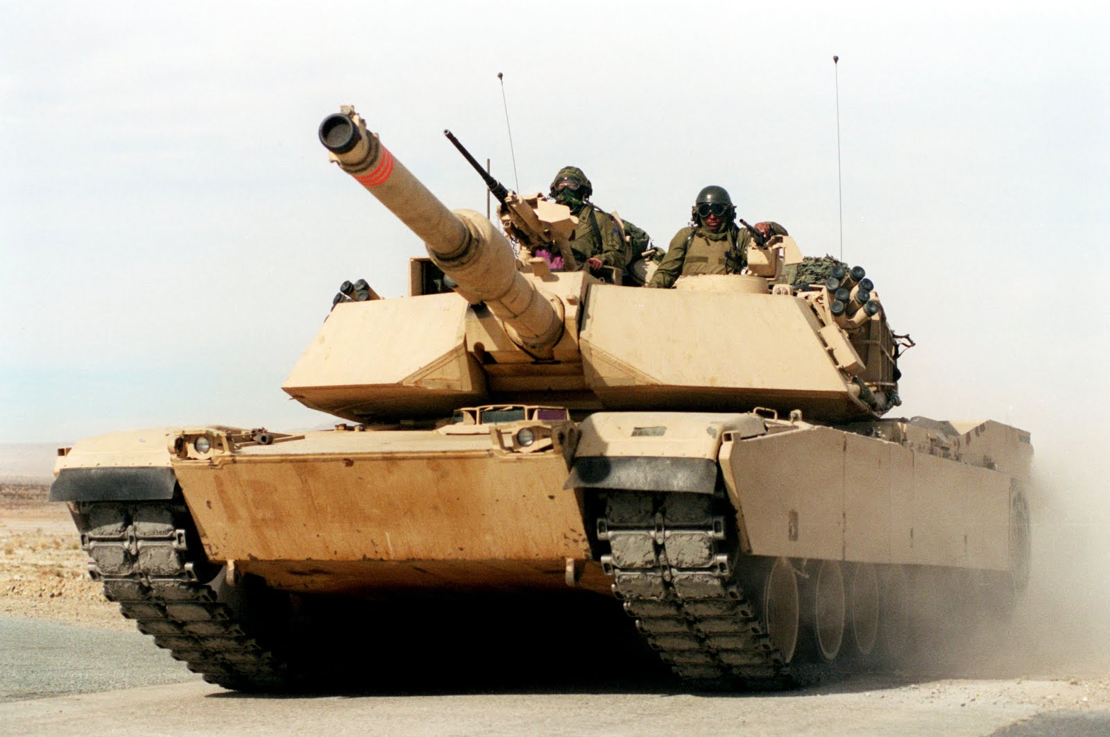 M1: Weapons: M1 Abrams Tank
