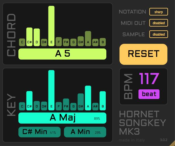 HoRNet SongKey MK3 v3.0.2 Full version