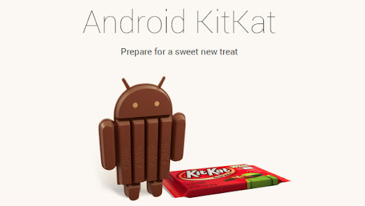List of Android Smartphones getting Kitkat 4.4 - No Key lime pie for us | Fingers On A Screen - Smartphones, Tablets and more...