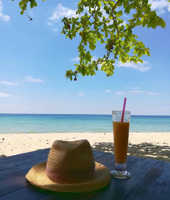 Таиланд, смузи (Thailand smoothie)