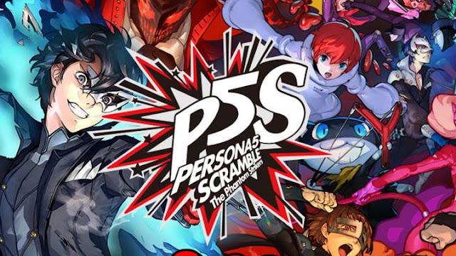 Como Persona 5 Scramble usa a mecânica de batalha de RPG para combate à ação
