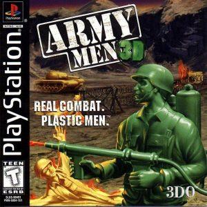 Download Army Men 3D (Ps1)