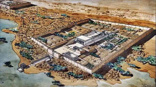 Ancient Egyptian Cities