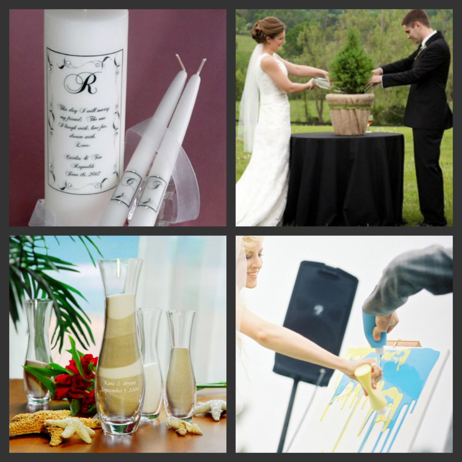 Ideas For A Fun Wedding: Weddings Are Fun Blog: Unity Ceremony Ideas For Your Wedding