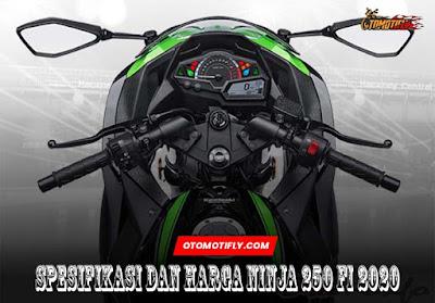 Fitur Ninja 250 FI