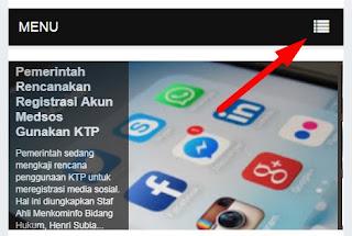 Icon Menu Mobile DetikStyle Hilang, Ini Cara Mengatasinya