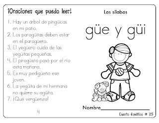 cuadernillo ejercicios para aprender a leer y escribir para imprimir
