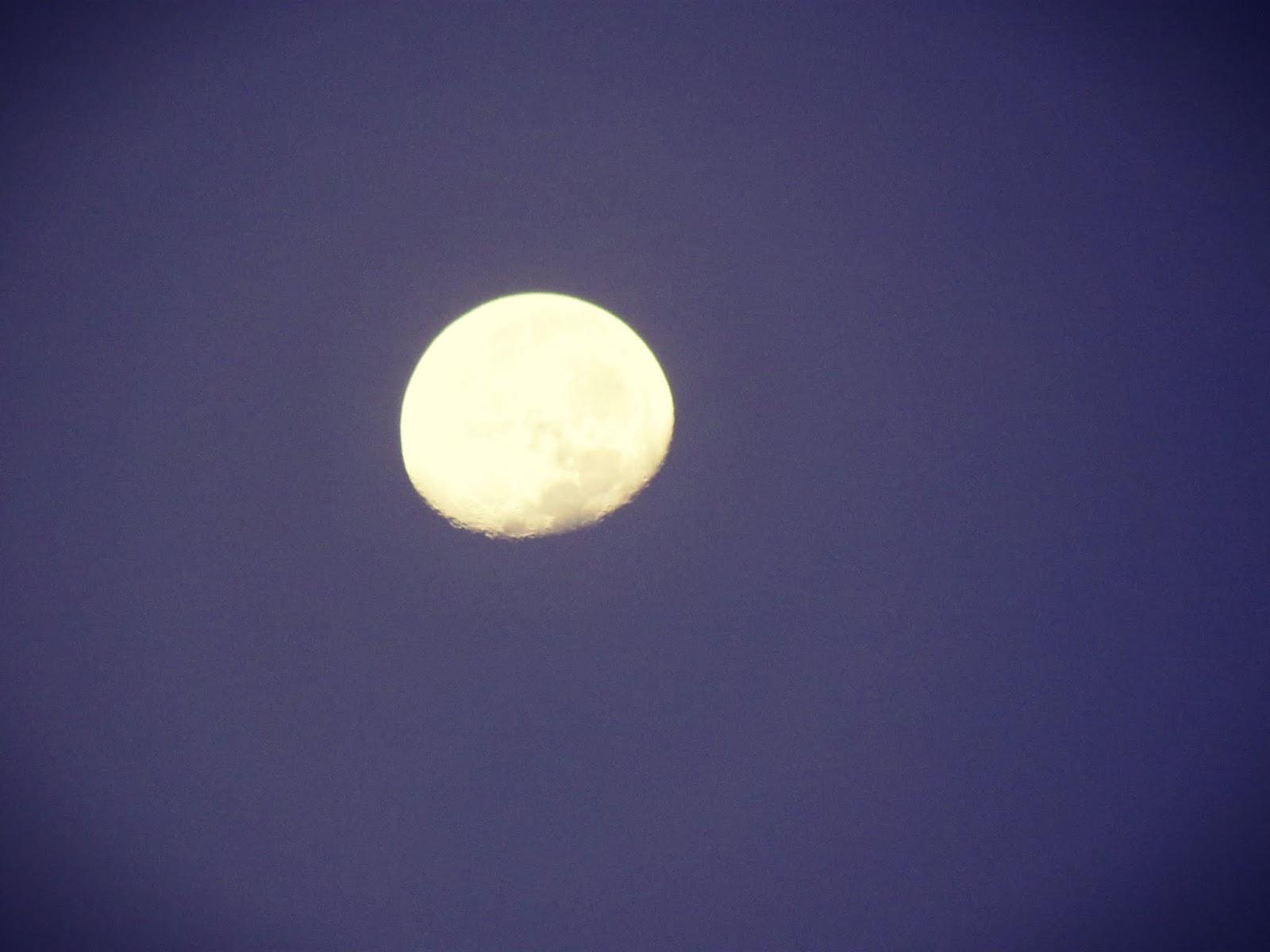 A waning full moon in Aries October 2019 Harvest Moon, Full Moon, Transition Moon Phase, Hunter's Moon