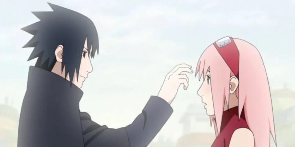5 Bukti Sasuke Mencintai Sakura