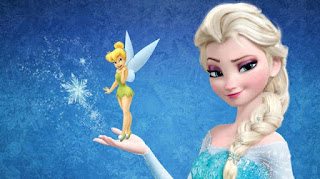 Tinkerbell coloring pages holiday.filminspector.com