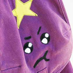 DIY Cartoon face backpack how to make