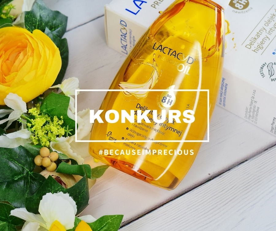 KONKURS - BECAUSE I AM PRECIOUS!