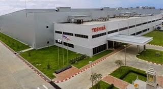 pabrik PT. Toshiba Consumer Products ejip