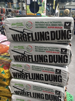 Who flung dung