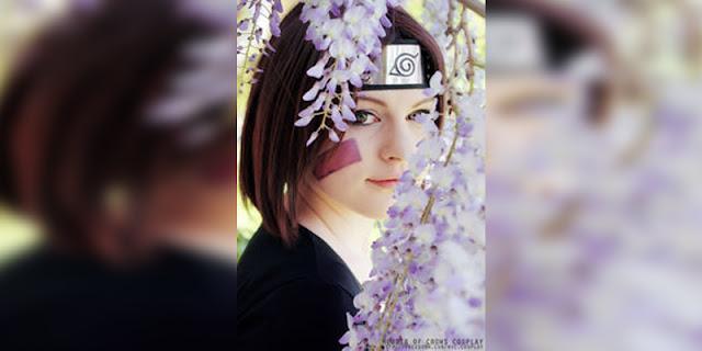 "Cosplay Cewek terbaik dari anime Naruto Rin Nohara Cosplay By ""Nohara-s"""