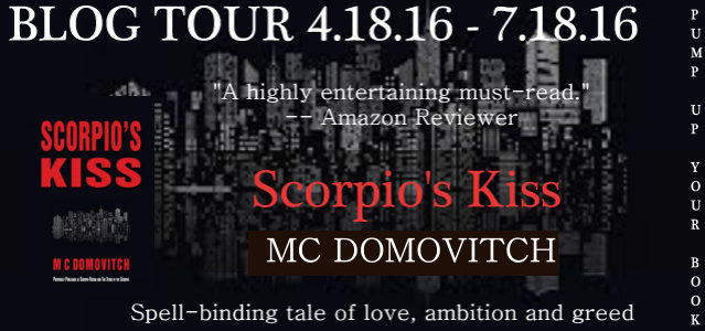 http://www.pumpupyourbook.com/2016/04/17/pump-up-your-book-presents-scorpios-kiss-virtual-book-publicity-tour/