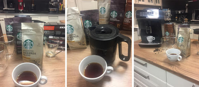 Starbucks: Finally The Coffees Of The Famous Coffeeshop At Home!