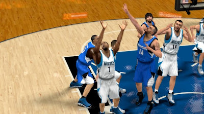 NBA 2K13 Minnesota Timberwolves Jersey Patch