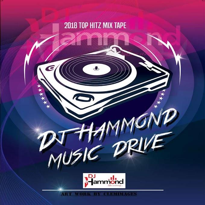 DJ Hammond drops new mix tape - 'Music Drive'