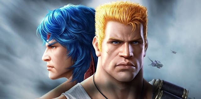 Contra Returns Mobile Game Getting Worldwide Release