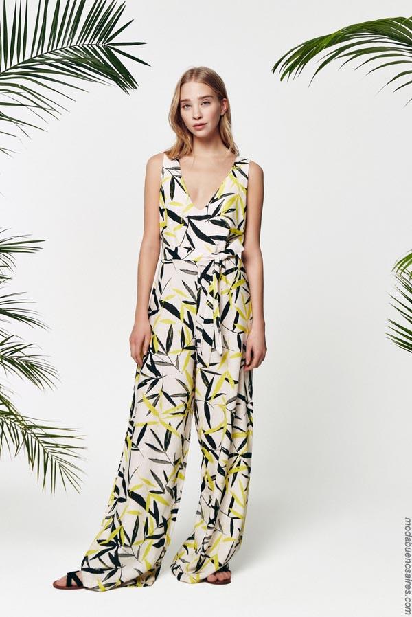 Moda primavera verano 2019. │ Ropa de mujer primavera verano 2019. │ Moda 2019.