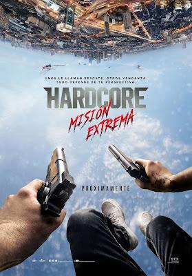 Hardcore Misión Extrema 2016