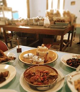 kuliner di jogja, kuliner murah dan enak di jogja, review house of raminten jogja, kuliner murah dan enak di yogyakarta