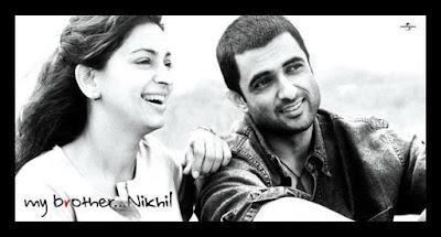 Sanjay suri and juhi chawla in My brother Nikil movie