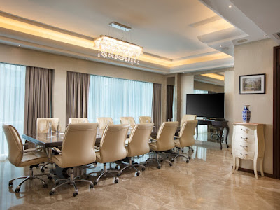 Ruang Pertemuan Presidental Suite Room