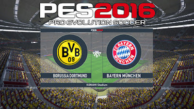 PES 2016 Scoreboard PES 2019 by AZ Mods & Barod
