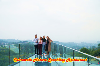 Sky View Cakrawala Nature Sparkling Restaurant