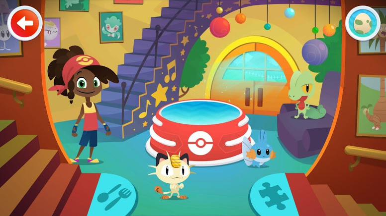 Pokémon Playhouse - Leena