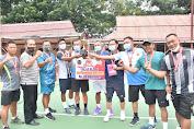 Kapolda Cup, Tim Tenis Korem 132/Tadulako Raih Juara