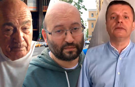 российские журналисты в поддержку Ивана Голунова