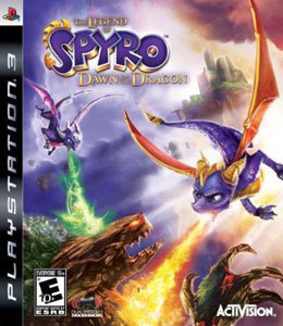 The Legend of Spyro Dawn of the Dragon PS3 Torrent