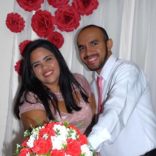 Casamento Samuel Oranjee e May