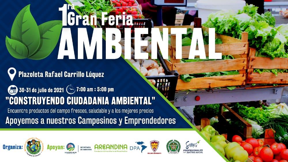 hoyennoticia.com, 1a. Feria Ambiental en Valledupar