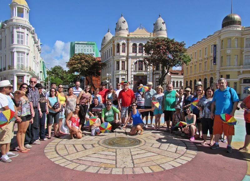 Pontos Turísticos Recife e Olinda