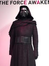 Kylo Ren film costume Star Wars Force Awakens