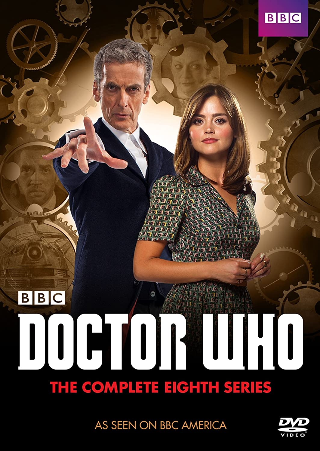 Doctor Who Temporada 8 Dual Latino/Ingles/Castellano 1080p