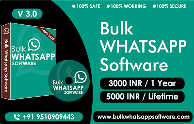 Bulk WhatsApp Software