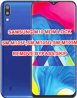 How To Remove Samsung M10 MDM Lock-Dose Not allow Factory Reset
