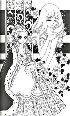 Manga: Review de La rosa de Versalles Vol.1 de Riyoko Ikeda - ECC Ediciones
