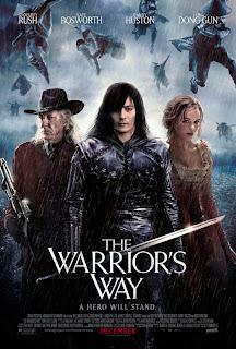 Poster The Warriors Way ALMERÍA WESTERN FILM FESTIVAL