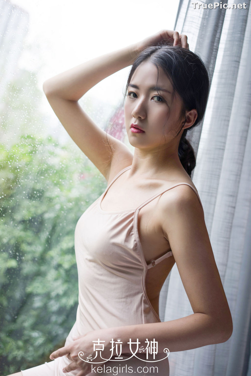 Image KelaGirls 克拉女神 – Chinese Model Ning Ning – Home School Girl Photo Album - TruePic.net - Picture-9