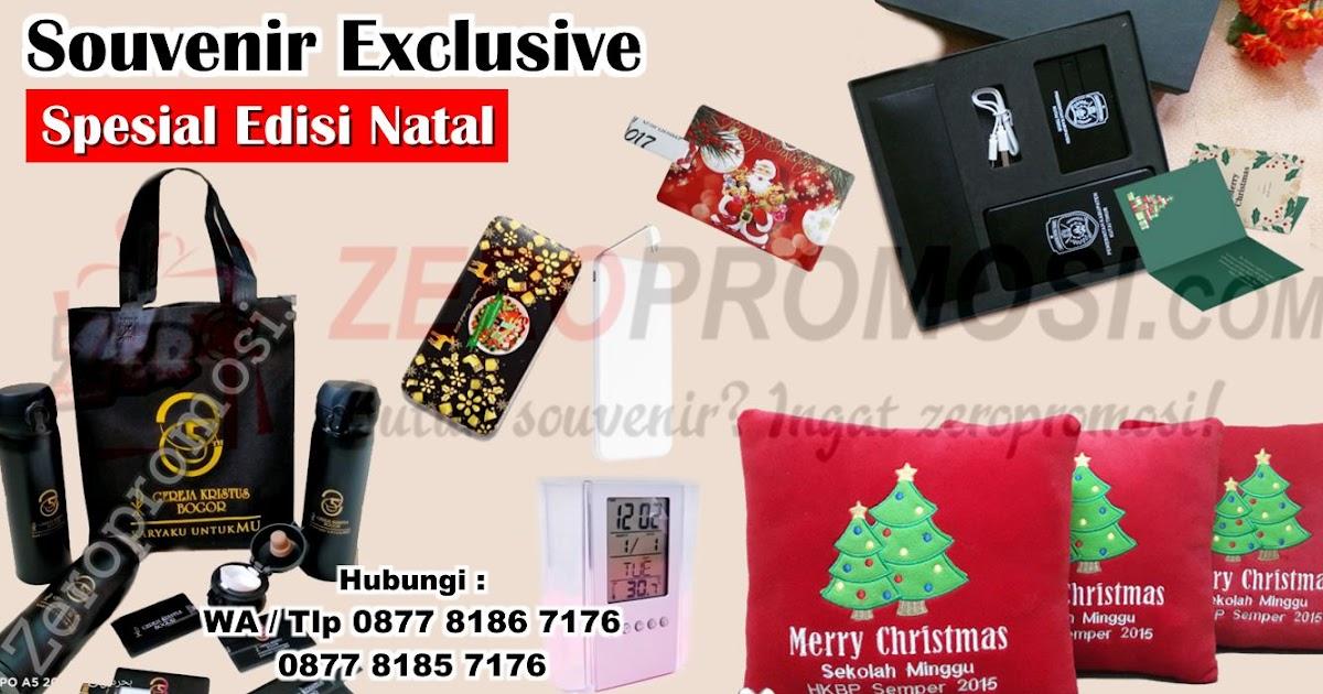 Aneka Pilihan Souvenir Exclusive Spesial Natal - Jual Souvenir Natal
