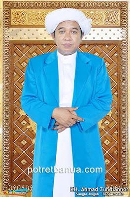KH. Ahmad Zuhdiannor / Poster Guru Zuhdi