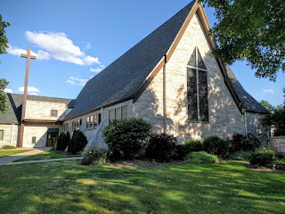 Concordia Lutheran Church, Geneseo, Illinois