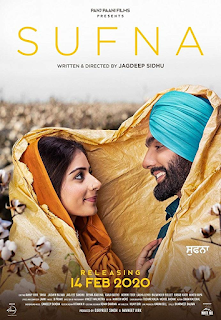 Sufna 2020 Punjabi 720p WEBRip